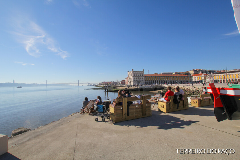 Terreiro do Paço in Lisbon