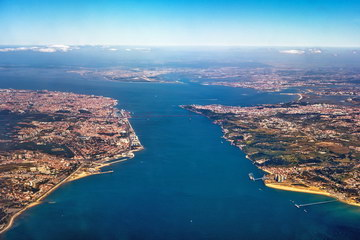 Lisbon coastline - brief introduction ...