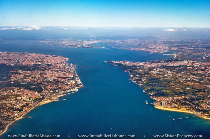 Lisbon coastline - brief introduction