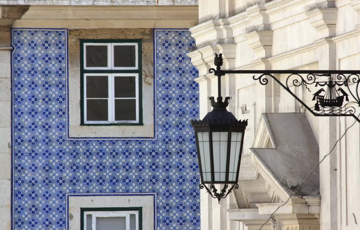 Architecture of Baixa, Lisbon
