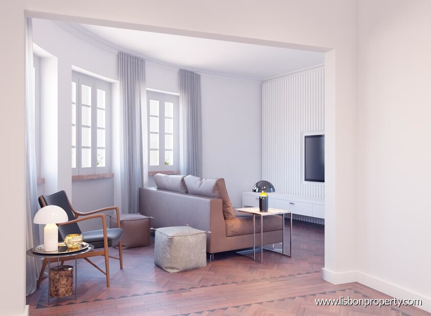 Apartment T3 for sale in Oeiras • ref 20253 - 0